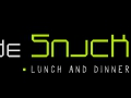 Logo De Snackbar background-black2