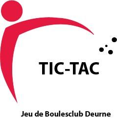 Jeu de Boulesclub Tic-Tac Deurne